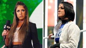 AEW's Britt Baker Trolls WWE's Bayley On Twitter