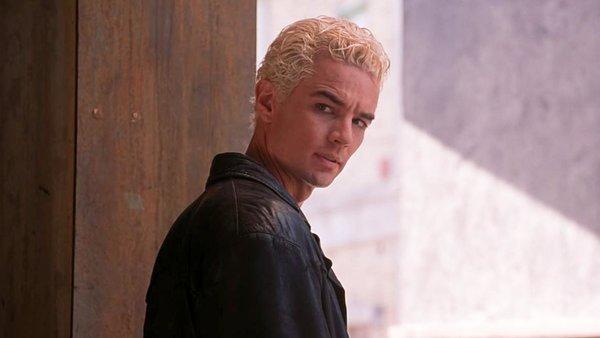Spike Buffy Vampire