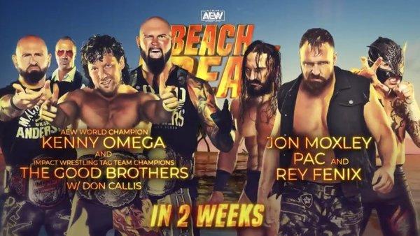 AEW Beach Break
