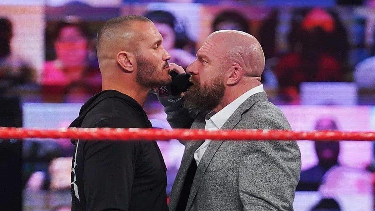 Offerman and jojo randy orton Wrestlers Living