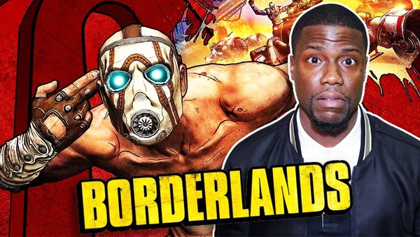 Kevin Hart Borderlands
