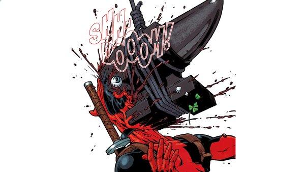 Deadpool Hulk
