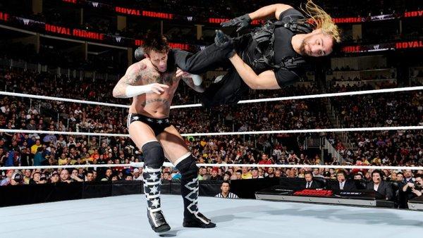 Brock Lesnar Matt Riddle