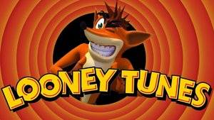 Crash Bandicoot looney tunes