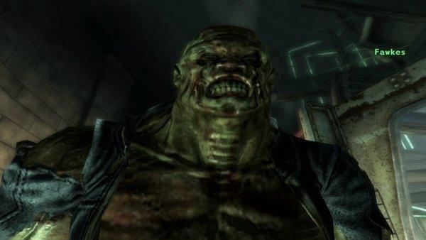 Fallout 3 Fawkes