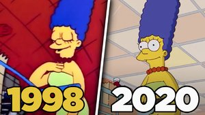 The Simpsons Changes