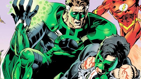 Green Lantern Emerald Twilight