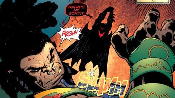 Batman Deathstroke Mask