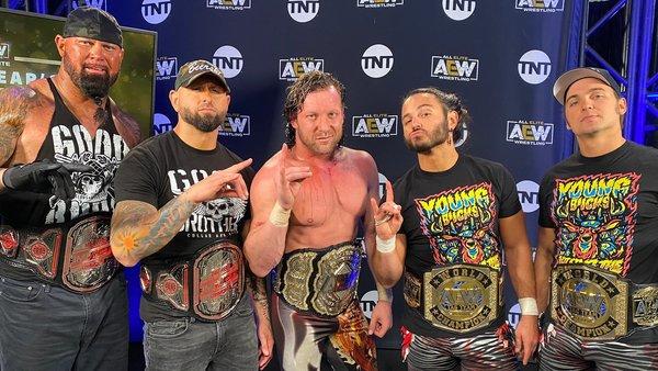 Bullet Club AEW