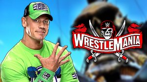 John Cena Set For WWE WrestleMania 37?