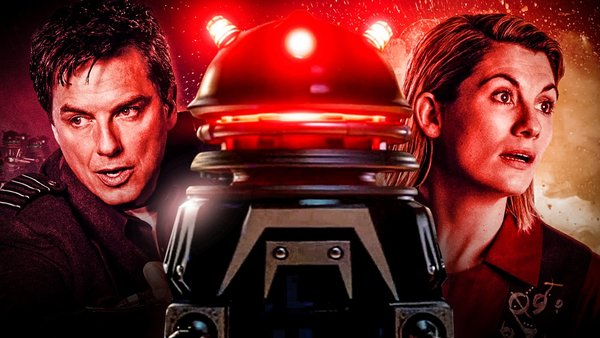 Revolution of the Daleks Doctor Who