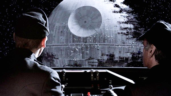 Death Star II Return of the Jedi