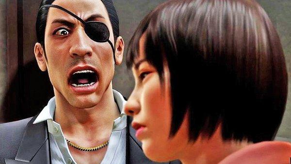 Yakuza twist
