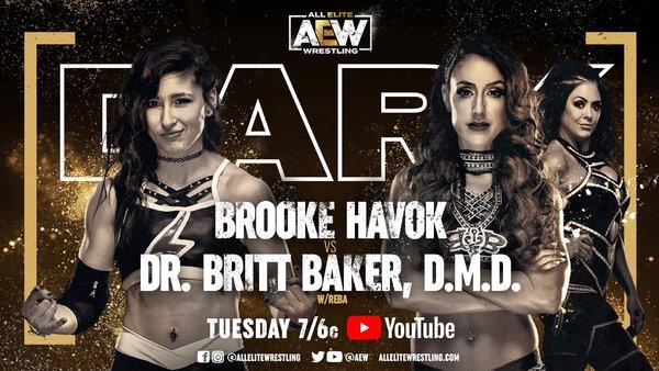 AEW Dark Brooke Havok