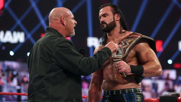 The Truth Behind Goldberg's WWE Return, Lacey Evans Vs ...