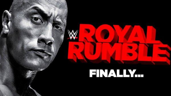 The Rock Royal rumble