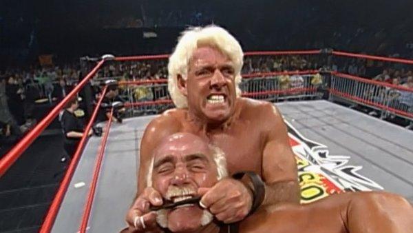 Ric Flair Hulk Hogan