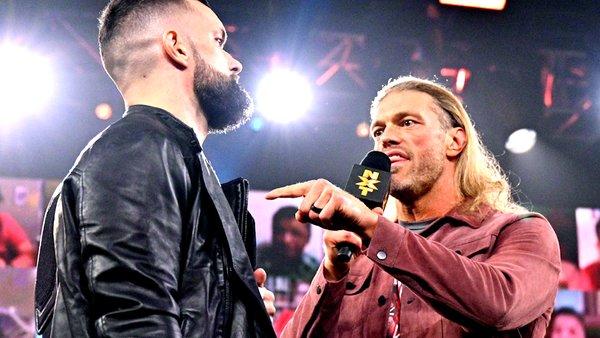 NXT Balor Edge WWE
