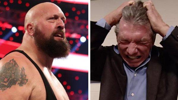 Big Show Vince McMahon