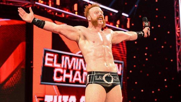 Sheamus Raw