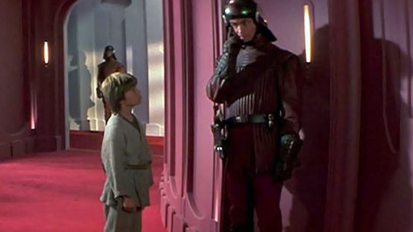 27. Dominic West as Palace Guard in The Phantom Menace.