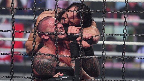 Randy Orton Drew McIntyre
