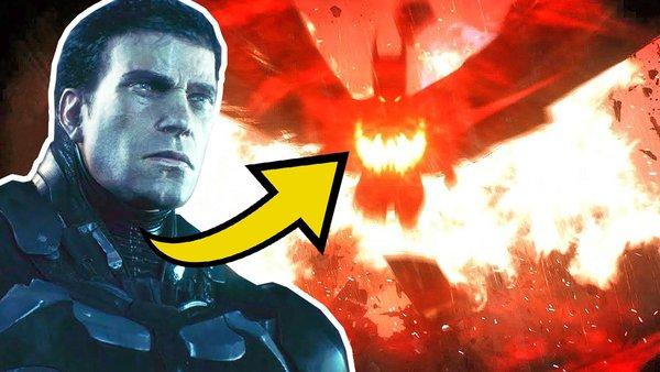 batman Arkham knight ending