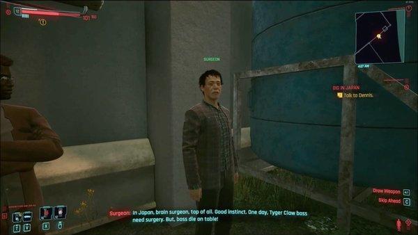 cyberpunk blade runner