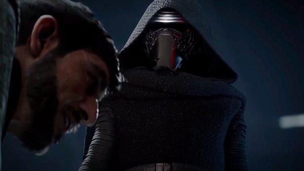 Star Wars Battlefront II The Last Jedi Luke Skywalker