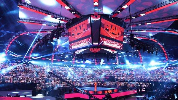 WWE ThunderDome Raw