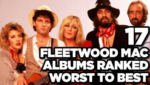 Fleetwood Mac Ranking