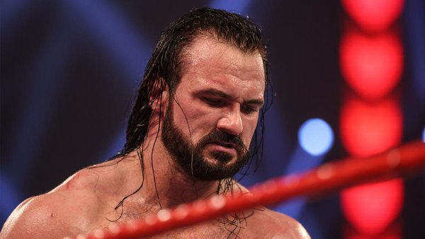 Drew McIntyre WWE Raw