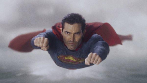 Superman and Lois Tyler Hoechlin Superman