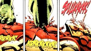 Hulk Kills Iron Man
