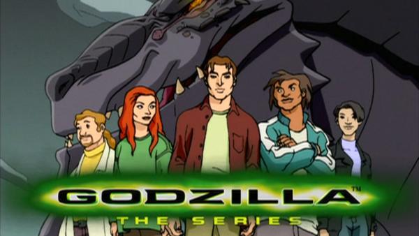 Godzilla the animated series