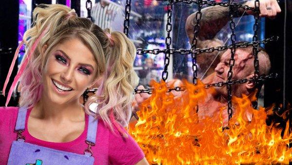 Randy Orton Alexa Bliss