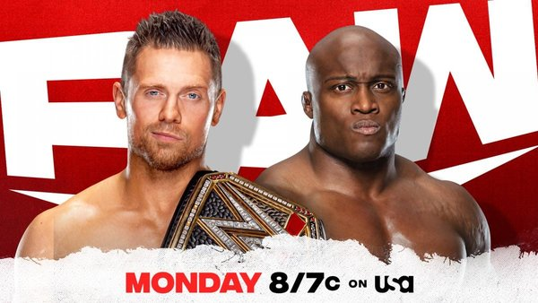 The Miz Bobby Lashley