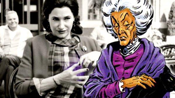 Agatha Harkness Marvel