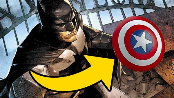 batman captain shield
