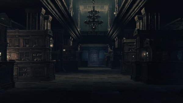 Bloodborne game