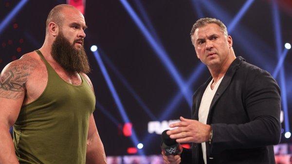 Braun Strowman Shane McMahon