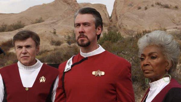 Star Trek Gods And Men