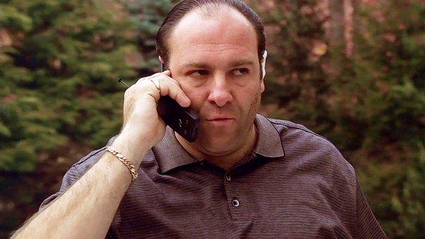 Tony Soprano The Sopranos