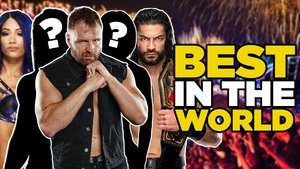 Trending #3      20 Absolute Best Wrestlers In The World Right Now