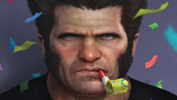 Wolverine Birthday