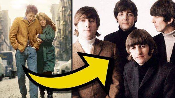 Bob Dylan / The Beatles