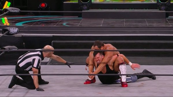 9 Match Star Ratings For AEW Revolution 2021 – Page 5