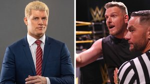 """Trending #1      Cody Rhodes: """"Pat McAfee Is Trying To Get A Job In AEW Every Other Day"""""""