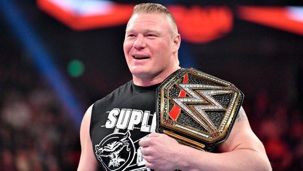 Brock Lesnar R-Truth