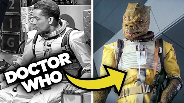 Star Wars Bossk Doctor Who